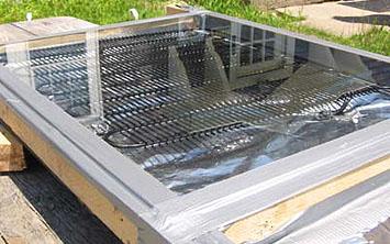 Pannello solare termico famiglie d 39 italia for Schema impianto solare termico fai da te