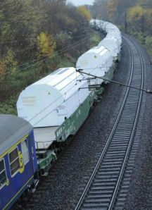 treno rifiuti